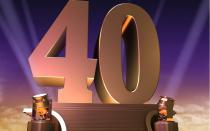 Почему нельзя праздновать юбилей в 40 лет
