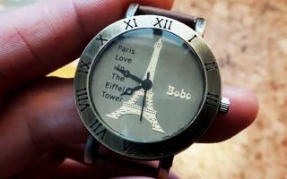 Почему нельзя дарить часы, История происхождения и приметы.