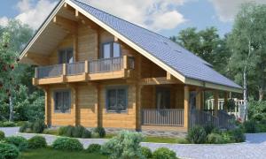 Дом из бруса: плюсы и минусы, особенности деревянных домов.