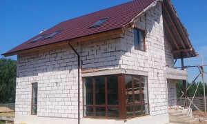 Дома из пеноблоков (пенобетона). Минусы и плюсы, особенности строительства