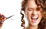 Почему нельзя стричь себе волосы. Приметы и советы.