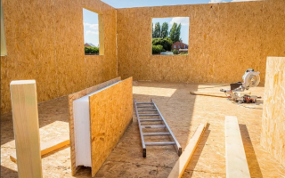 Дом из СИП панелей (SIP). Отзывы, строительство. Сэндвич-панели