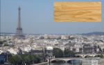 Происхождение и значение выражения: Пролететь как фанера над Парижем