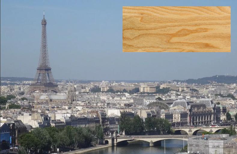 Как фанера над Парижем