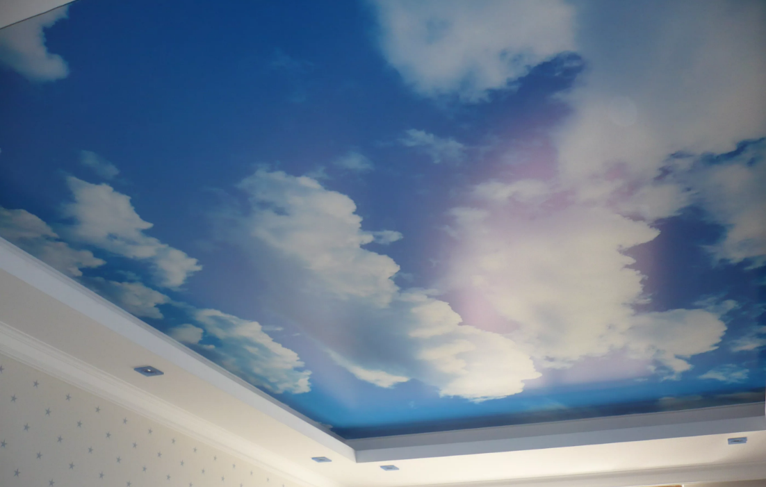 Натяжной потолок и здоровье человека