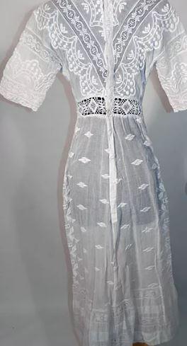 Кисейное платье